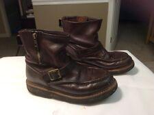 GEORGIA  Boots men sz 6 Genuine Leather  Wellington