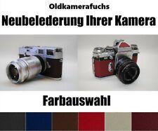 Belederung Ihrer Kamera - Service Angebot ! - Farbauswahl
