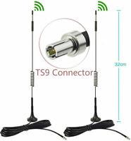 Netgear Nighthawk M1 MR1100 4G LTE 7dBi Mobiler Hotspot Router TS9 Antenne 2 St