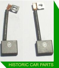 VAUXHALL Victor 1958-59 - DYNAMO BRUSHES for Lucas C39PV-2 22258 22257 Clockwise