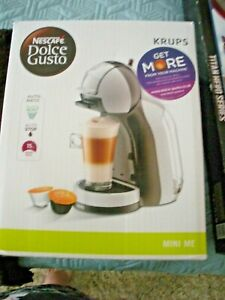 Krups Mini Me 1500W Capsule Coffee Machine - Anthracite