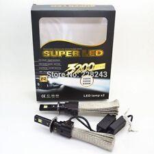 KIT FULL LED H1 5500K CHIP PHILIPS 12V 24V 6400LM 50W AUTO TUNING MOTO CAMION