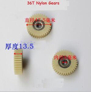 3pcs Electric Bike Hub Motor Internal Planetary Gears 36T 47.5mm For Hub Motor