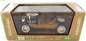 .MIB VINTAGE BRUMM No 25 HENRY FORD LAKE St CLAIR 1904 DIECAST CAR +ORIGINAL BOX