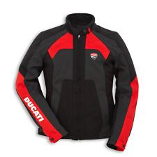 New Dainese Ducati Corse Tex C3 Jacket Women's EU 48 Black/Red #981037848