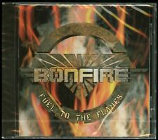 Bonfire Fuel To The Flames CD new 2017 reissue