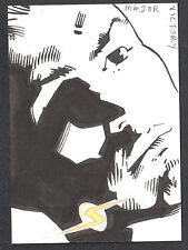 PROJECT SUPERPOWERS (Breygent/2011) SKETCH CARD by JAY LIESTEN (#23/500)