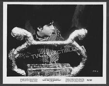 8x10 Photo~ JACK AND THE BEANSTALK ~1970 ~Mitch Poulos ~Renato Boracherro ~Prop