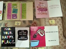 Mothers Day Cards-Humor, Love, Sentinmental