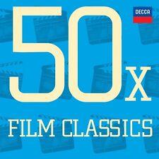 Various Artists - 50 X Film Classics / Various [New CD]