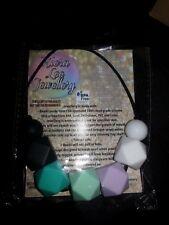 Kiera Lee Jewellery Bead Necklace On Nylon Cord. Special Baby Teething Beads.