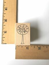 Memory Box Rubber Stamps City Tree B1724 - NEW