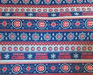Cubs 58 X 84 Winter Fleece Blanket Chicago MLB Gift Adult Teen Throw