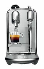 New listing Breville Nespresso Creatista Plus Coffee Machine - Silver (Bne800Bss)