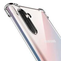 Hülle für Samsung Galaxy Note I 10 I 10 Plus I Lite Fall Schutz Case Back Schale