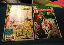 tomahawk 60 66 golden age dc western comics lot son of run set movie collection