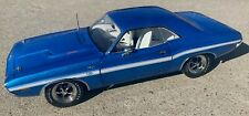 1/18 SCALE, YCID/HWY61, 1970 DODGE CHALLENGER R/T COUPE, 1-24, FREE S/H