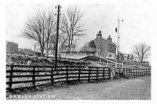 pt1309 - Darley Railway Station , Yorkshire - photograph 6x4