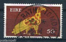 IRLANDE - 1971-74, timbre 266, OISEAUX, AIGLE, oblitéré