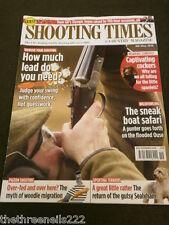 SHOOTING TIMES - SEALYHAM - MAY 9 2012