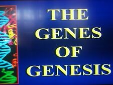 GENESIS SERIES DVD/ARCHAEOLOGY~SCIENCE~EVOLUTION?~CREATION~SABBATH~