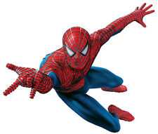 Spiderman Wandsticker kinder kinderzimmer-wandaufkleber Dekor groß