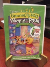 Growing Up With Winnie The Pooh: Friends Forever (DVD, 2005) Mfg. Sealed