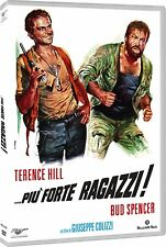 Dvd Più Forte Ragazzi - (1972) Terence Hill  Bud Spencer ......NUOVO