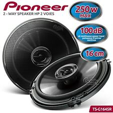 "100% Authentic PIONEER TS-G1723i G Series 250W 6.5"" 3-Way Coaxial Speaker System"