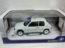 Peugeot 205 Rallye 1988 - solido 1/18