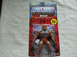 He-Man Masters of The Universe Super 7