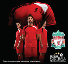 Maillots de football de clubs anglais liverpool