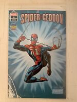 [IN HAND] MARVEL'S SPIDER-GEDDON ISSUE #O MIDTOWN COMICS NYCC 2018 EXCLUSIVE
