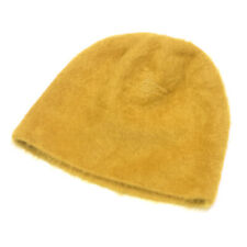 Vivienne Westwood hat Orb embroidery yellow Women Men Auth F1552