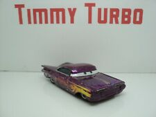 CARS DISNEY RAMONE CHEVROLET IMPALA IN PURPLE LOW AND SLOW  12