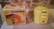 Friteuse électrique neuve avec panier dans sa boite d origine pour 1kg de frites