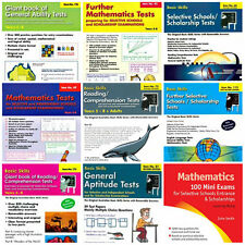 SELECTIVE SCHOOLS TEST BUNDLE PACK - TO SCORE OVER 200! ( NSW,VIC and more!)