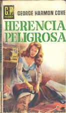 HERENCIA PELIGROSA GEORGE HARMON COXE AÑO 1959 GP POLICIACA 97   TC12036 A6C2