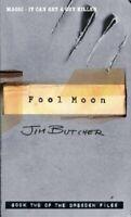 Fool Moon: The Dresden Files, Book Two by Butcher, Jim 1841493996 The Fast Free