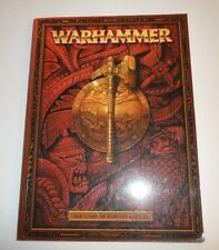 Warhammer - The Game of Fantasy Battles - Games Workshop 2000 Softcover RPG Book