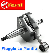 5169-DA ALBERO MOTORE MAZZUCCHELLI DOPPIA ALIMENTAZIONE VESPA 125 PRIMAVERA ET3