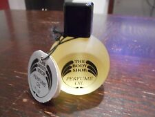 NEW FULL Vintage The Body Shop Lilac Perfume Oil 1 Oz.