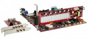 MSI Audio Add-in - 7ch-Vorverstärker und Verstärker Karten b0808000856