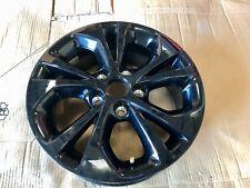 Jante aluminium R15 pouce -SALEYA noir-RENAULT KANGOO 2 II/ mercedes citan