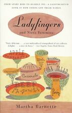 Ladyfingers and Nuns Tummies: From Spare Ribs to