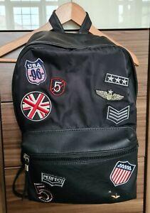 SCHOOL BAG NEW LOOK BACKPACK STYLE BLACK