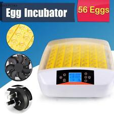 Eggs Incubator Digital Chicken Poultry Bird Quail Clear Hatcher Faster Delivy Us