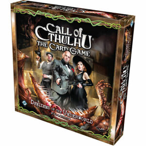 Call of Cthulhu LCG - Denizens of the Underworld Deluxe Expansion