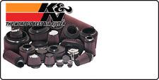 K&N AIR POD FILTER POD RND/TPRD 102MM  4 INCH - KN RU-2520