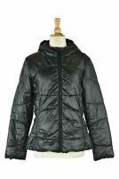 Patagonia Women Coats & Jackets Puffers MED Black Polyester
